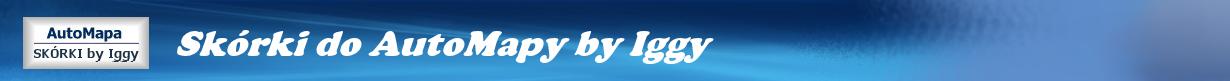 Skórki i dodatki do AutoMapy by Iggy
